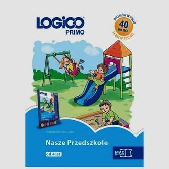 Logico Primo Nasze przedszkole - Lekan Elżbieta