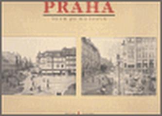 Praha letem po sto letech