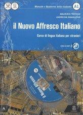Nuovo Affresco italiano A1 Podręcznik + CD