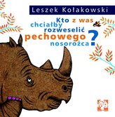 Kto z was chciałby rozweselić pechowego nosorożca?
