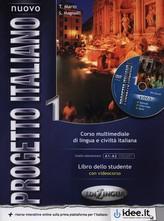 Nuovo Progetto italiano 1 Podręcznik + Słowniczek i elementy gramatyki