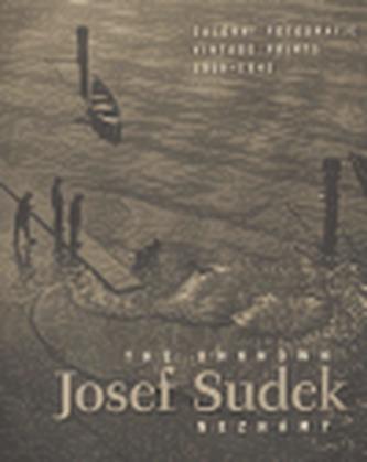 Josef Sudek neznámý - salonní fotografie 1918-1942