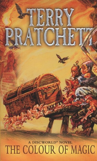 Colour of Magic - Terry Pratchett