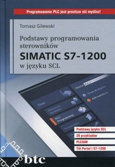 Podstawy programowania sterowników Simatic S7-1200 w języku SCL