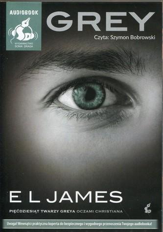 Grey Pięćdziesiąt twarzy Greya oczami Christiana - E L James