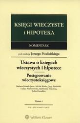 Księgi wieczyste i hipoteka Komentarz