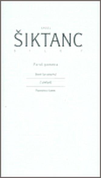 Dílo 7 - Paralipomena - Karel Šiktanc