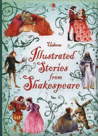 Illustrated Stories from Shakespeare - William Shakespeare