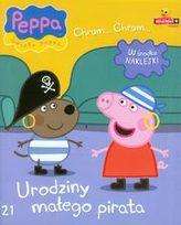 Świnka Peppa. Część 21. Urodziny małego pirata