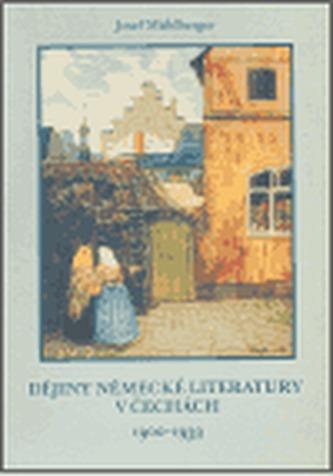 Dějiny německé literatury v Čechách 1900 - 1939