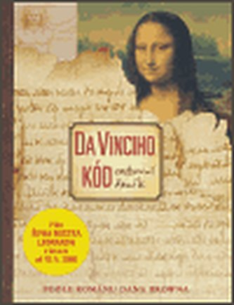 Da Vinciho kód - cestovní deník - Dan Brown