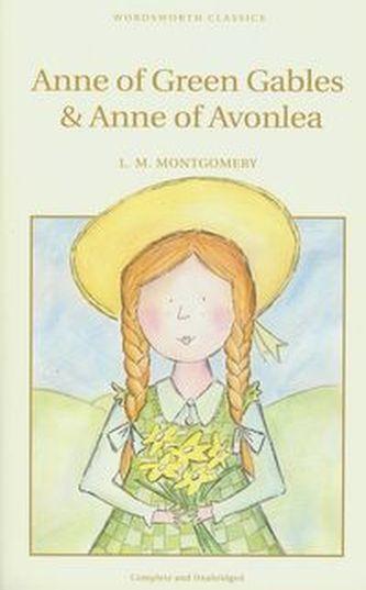 Anne Green Gables & Anne of Avonlea - Montgomery L. M.