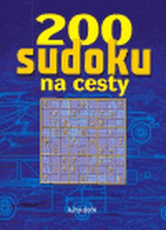 200 Sudoku na cesty