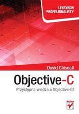 Objective-C Leksykon profesjonalisty