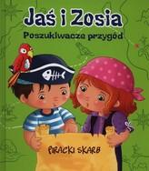 Jaś i Zosia Poszukiwacze przygód Piracki skarb