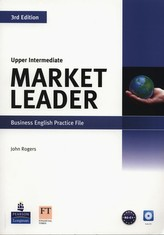 Market Leader Upper Intermediate Business English Practice File + CD