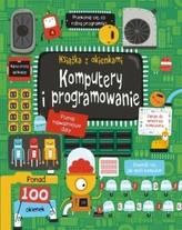 Komputery i programowanie. Książka z okienkami