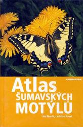 Atlas šumavských motýlů