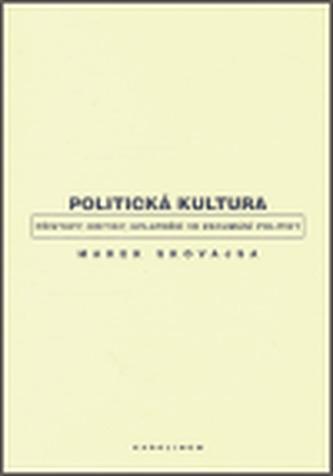 Politická kultura