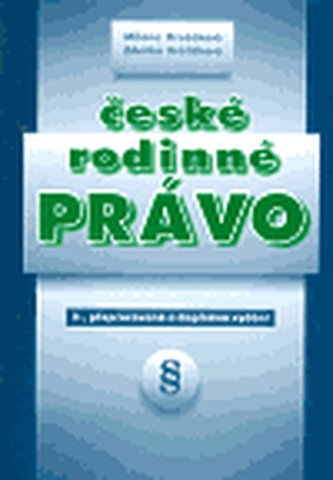 České rodinné právo
