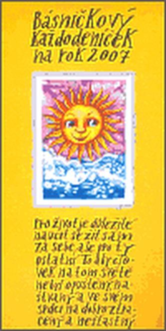 Básničkový každodeníček na rok 2007