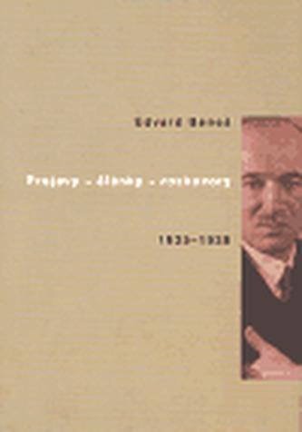 Projevy - články - rozhovory 1935 - 1938