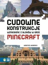 Cudowne konstrukcje wzniesione z bloków w grze Minecraft