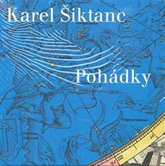 CD-Pohádky - Karel Šiktanc