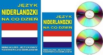 Język niderlandzki na co dzień z płytami CD i MP3. Mini kurs językowy. Rozmówki polsko-niderlan