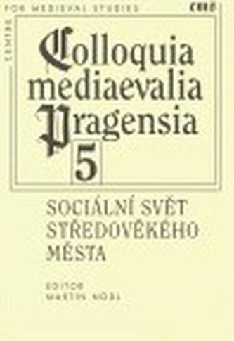 Sociální svět středověkého města
