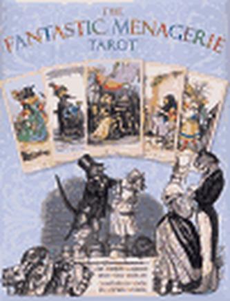 The Fantastic Menagerie Tarot (Velký komplet - kniha + karty)