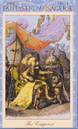 The Fantastic Menagerie Tarot (karty)