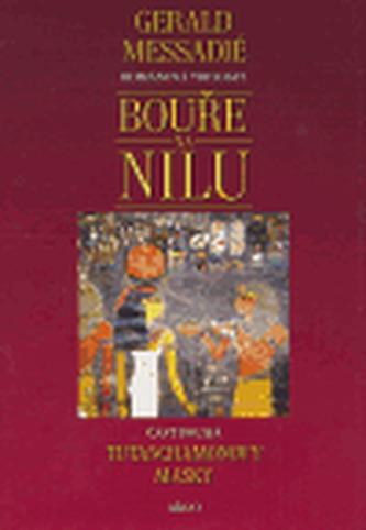 Bouře na Nilu II. - Tutanchamonovy masky