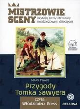 Przygody Tomka Sawyera.  Audiobook