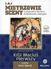 Król Maciuś Pierwszy.  Audiobook