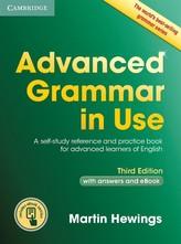 ADVANCED GRAMMAR IN USE 3ED + ANSW. CAMBRIDGE 9781107539303