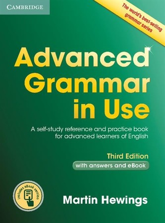 Advanced Grammar in Use Book with Answers and eBook - Hewings Martin