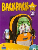 Backpack Gold 5 with CD