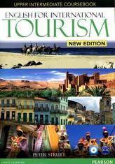 English for International Tourism New Edition Upp-Int SB +DVD