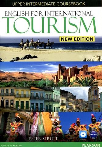 English for International Tourism New Edition Upp-Int SB +DVD - Strutt Peter