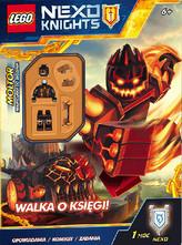 Lego Nexo Knights. Walka o księgi!  LNC-802