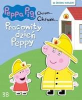 Świnka Peppa Chrum 38. Pracowity dzień Peppy
