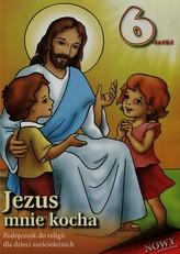 Jezus mnie kocha. Katechizm. Podręcznik