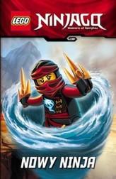 LEGO NINJAGO NOWY NINJA LRC-701
