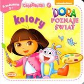 Dora poznaje świat. Kolory  DBO-602
