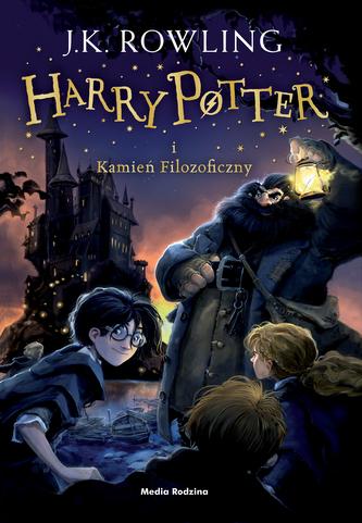 Harry Potter i Kamień Filozoficzny. Tom 1 - Rowling Joanne K.