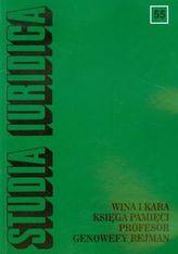 Studia Iuridica Tom 55 Wina i kara