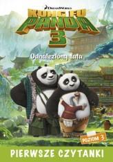 Pierwsze czytanki Kung Fu Panda 3. Odnaleziony tato. Poziom 3