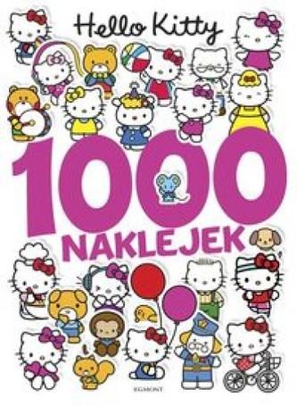 Hello Kitty. 1000 naklejek - Praca zbiorowa