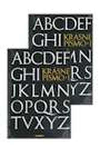 Krásné písmo ve vývoji latinky (I. + II. díl)